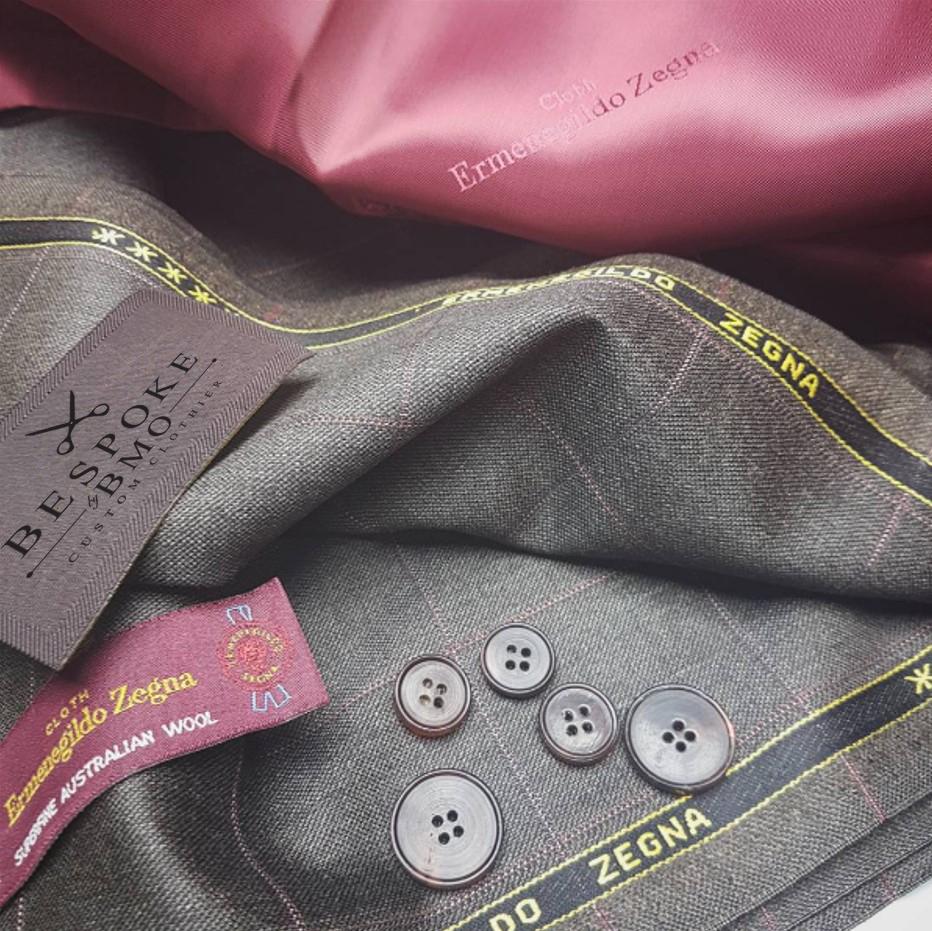 Zegna fabrics