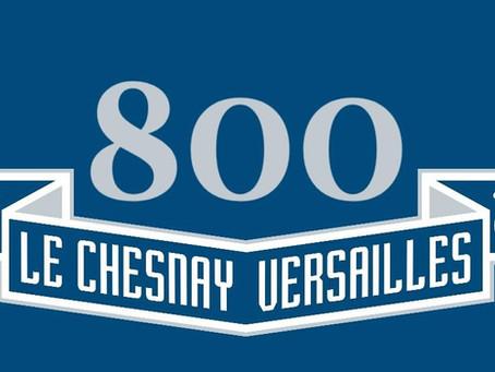 Le cap des 800 inscriptions 2020/2021 est atteint!