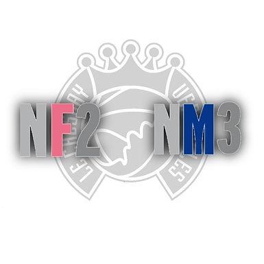 L'évolution de la situation sanitaire nécessite une adaptation des compétitions en NF2 comme en NM3!