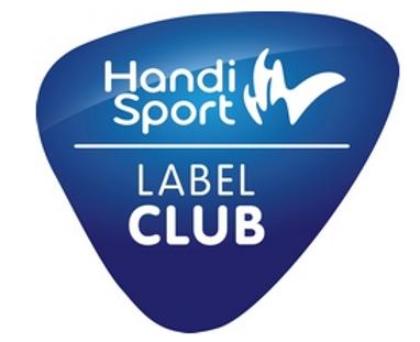 Notre première demande de Club labellisé Fédération Française Handisport !