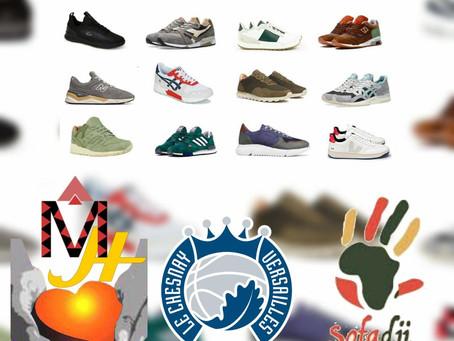 Une semaine de la chaussure de sport à l'Entente !
