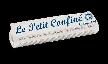 Le Petit Confiné en est sa 11ème publication !