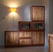 זהבה - ארון כניסה ובר משקאות