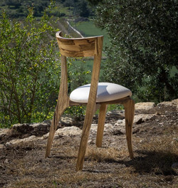 רקפת - כסא מעוצב לפינת אוכל