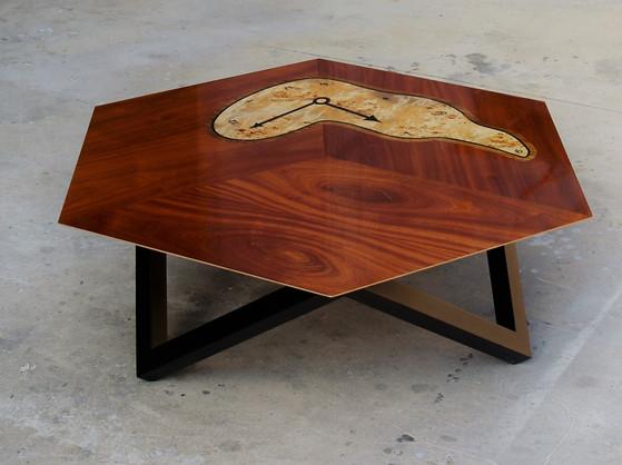 שולחן סלון דאלי
