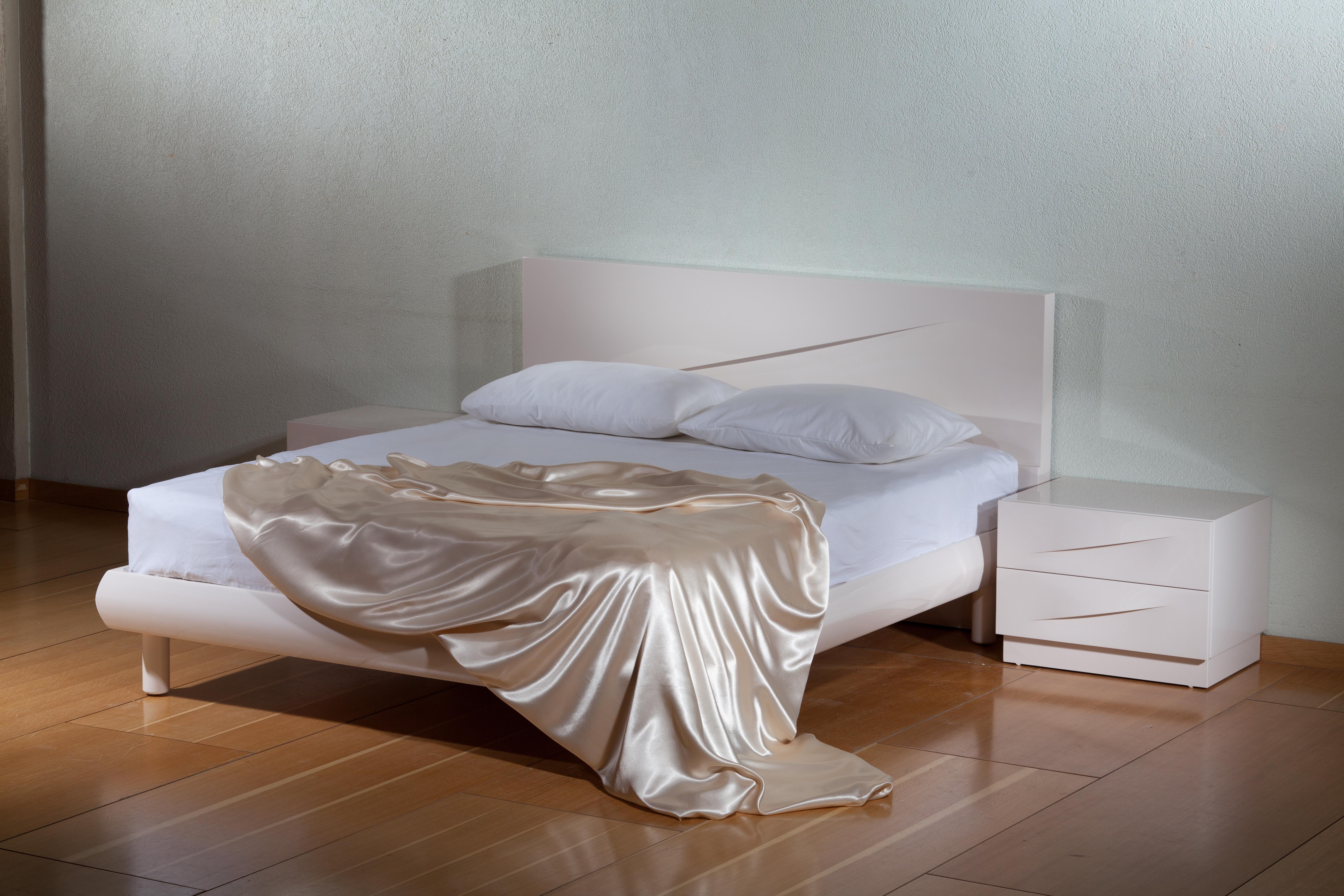 משי - חדר שינה מעוצב