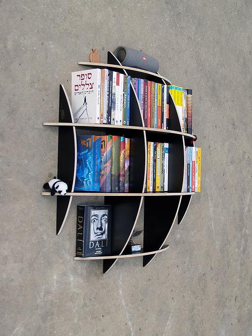 ספריות לחדר | כוורת עגולה | שח רהיטים