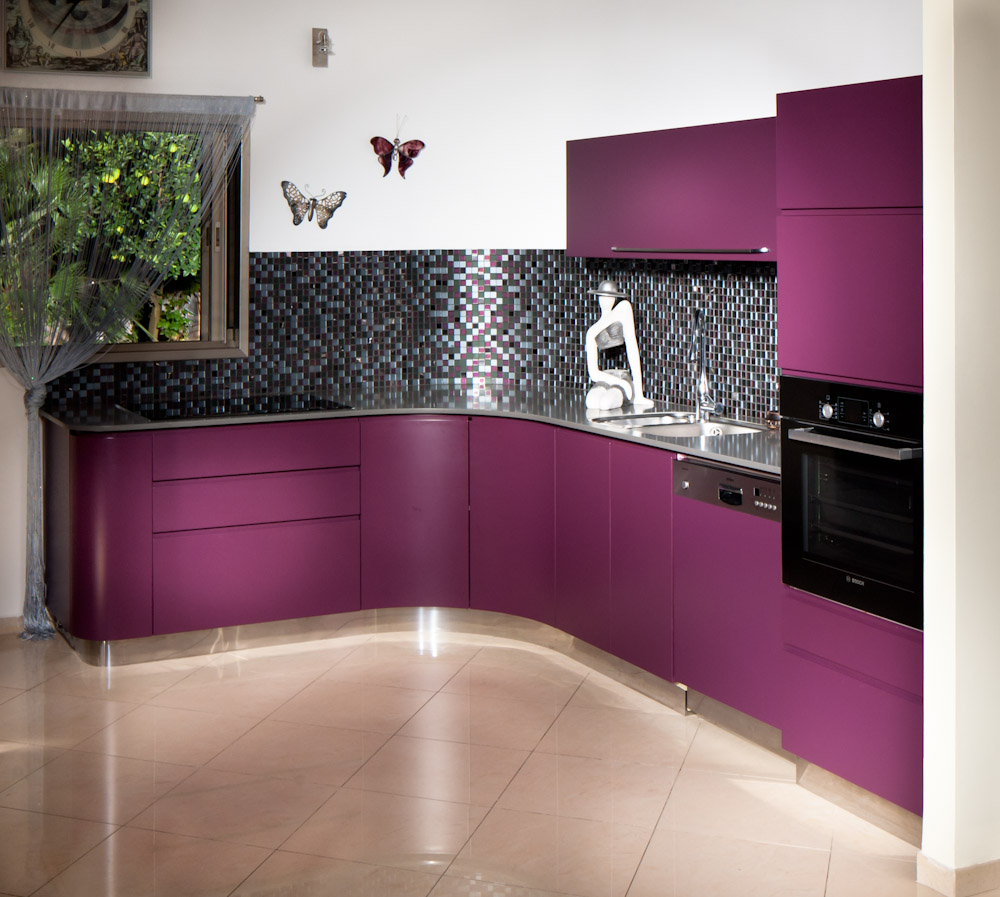 purple-kitchen