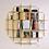 שח רהיטים | ספריה עגולה | כונניות מדפים