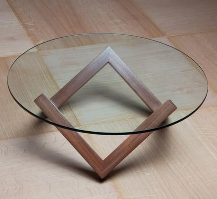 זיגזג שולחן סלון