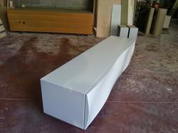 מזנון מודרני מעוצב לסלון