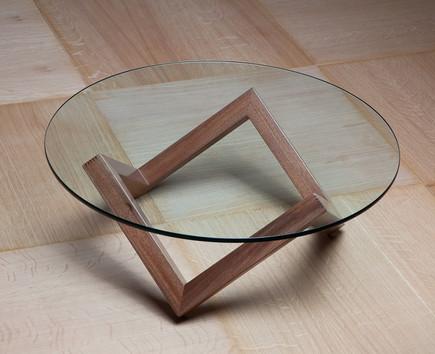 זיגזג שולחן קפה