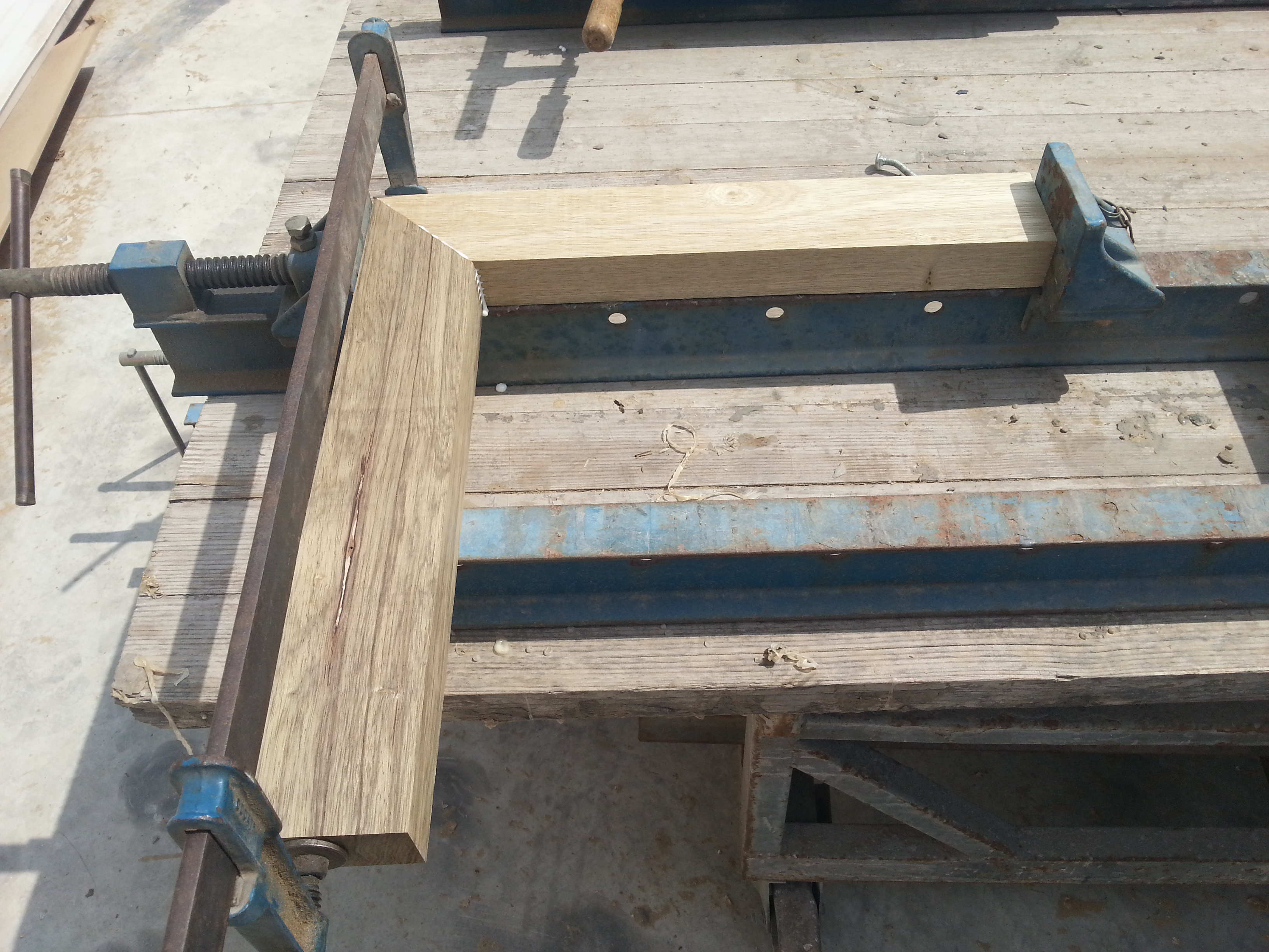 כסא רקפת - ייצור