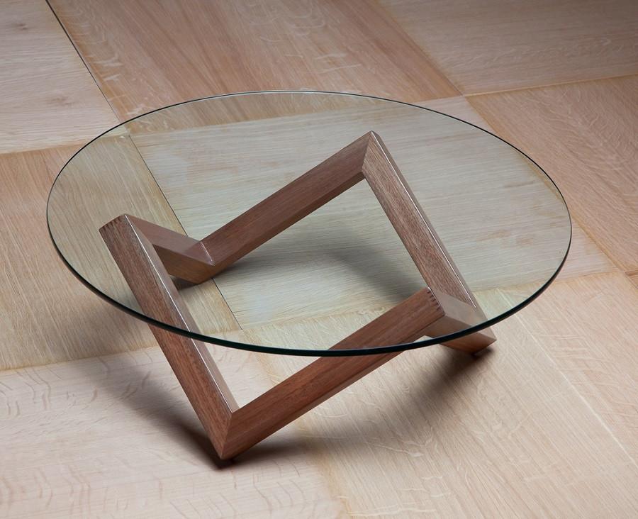 זיג זג שולחן סלון מיוחד