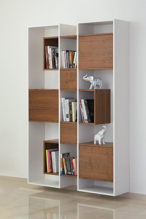 ספריה תלויה | ספריות לבית | שח רהיטים