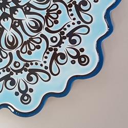 מנדלה עץ כחולה
