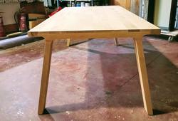 שולחן פינת אוכל מעץ אלון