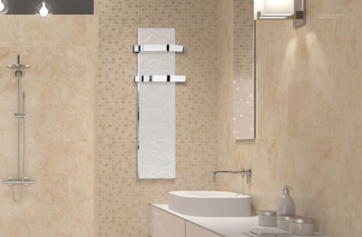 slim toalheiros branco - Diadecor Group