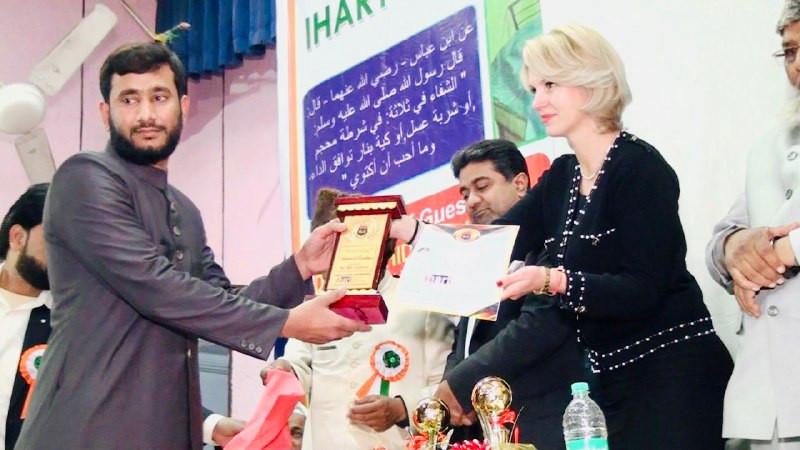 Billionaire Abhishek Verma Addressed Annual Hijama Convocation