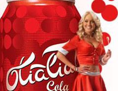 Olialia Cola advertising among most innovative worldwide