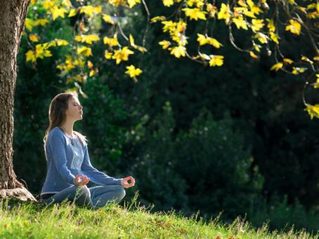 Grounding Cord Meditation