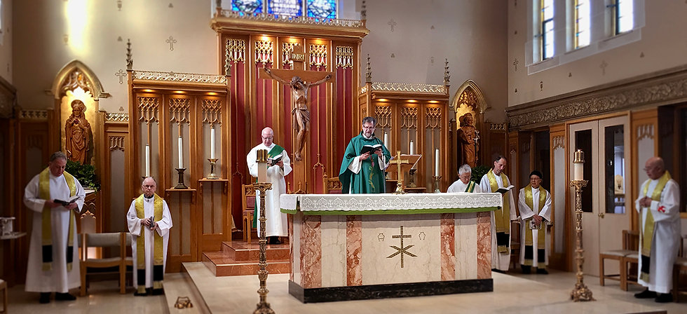 St.Benedicts Altar