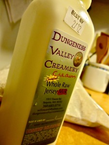 ©Dungeness Valley Creamery