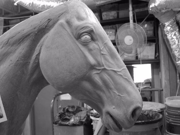 LAST SAMURAI Horse