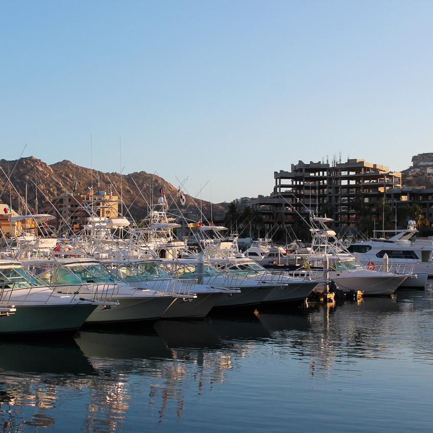 Beautiful Cabo Marina