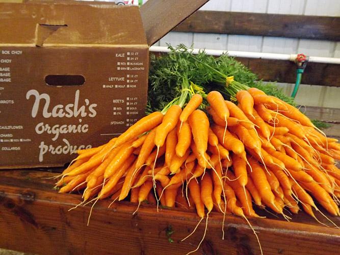 ©Nash's Organic Produce