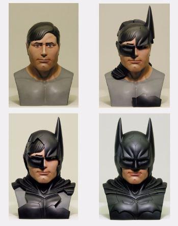 BATMAN-Spinmaster