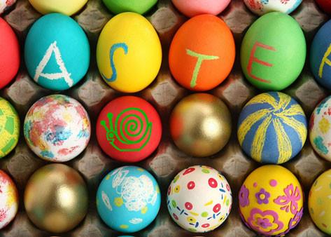 Amy Fulton Art: Easter Guide 2016