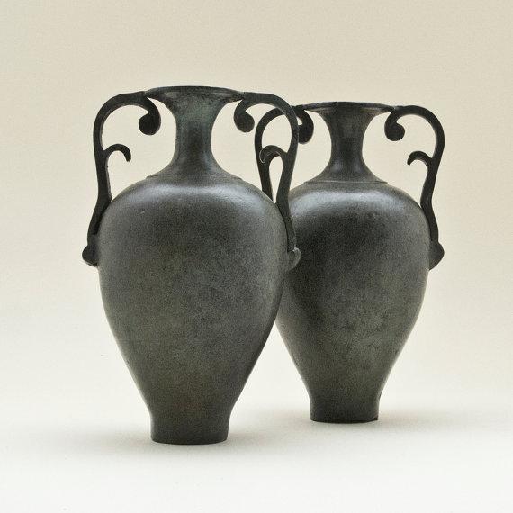 Greek Bronze Vessel