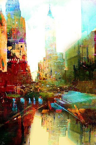 The indescrutible City