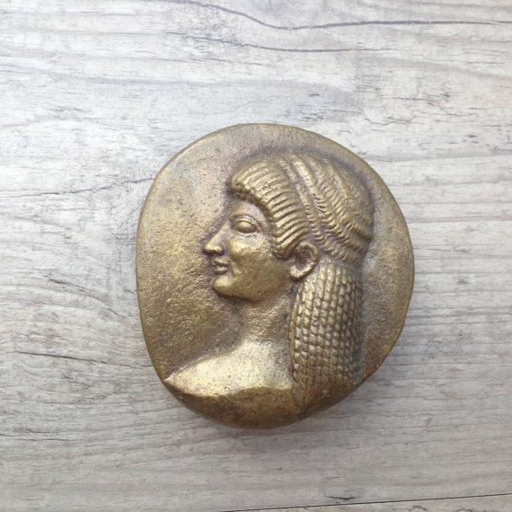 Bronze Paperweight