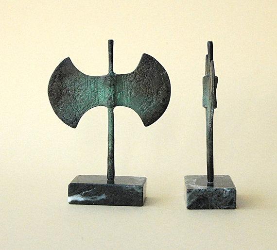 Bronze Double Axe