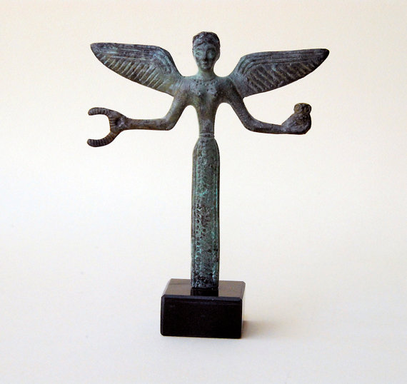 Bronze Statue of Victory