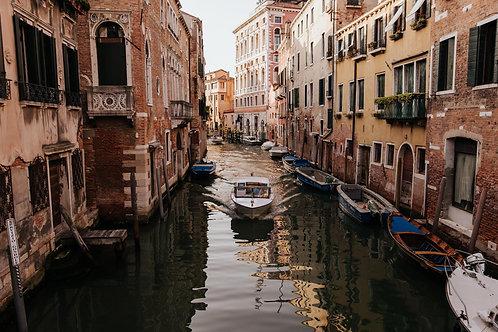 Venetian Canal (2019)