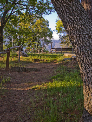 Path to Amphitheater