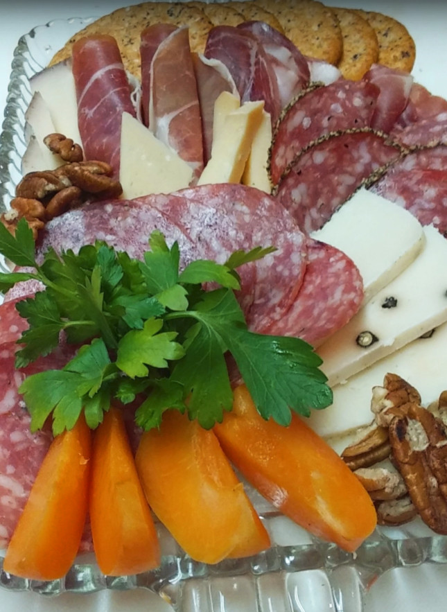 Wine Lovers Cheese Plate