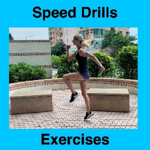 Speed Drills to Get Faster and Stronger at Running