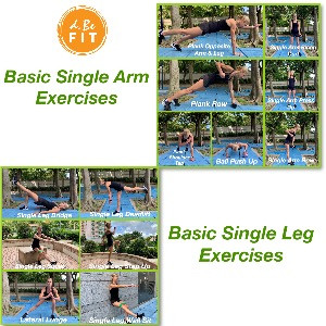 Benefits of Unilateral (Single Leg- Single Arm) Exercises for Runners
