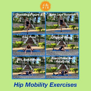 Hip Mobility Exercises to Improve Running Form- Part 2