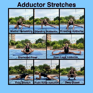How to Prevent Adductor Muscle Pain