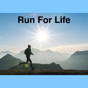 Running for Life Will Activate and Strengthen Our Abs