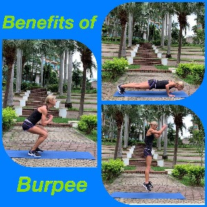Benefits of Burpees for Runners