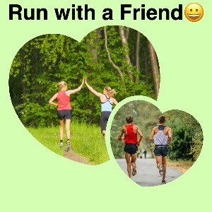 Benefits of Running with a Running Mate