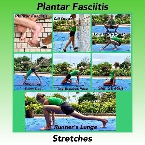 Stretches to Prevent Plantar Fasciitis for Runners