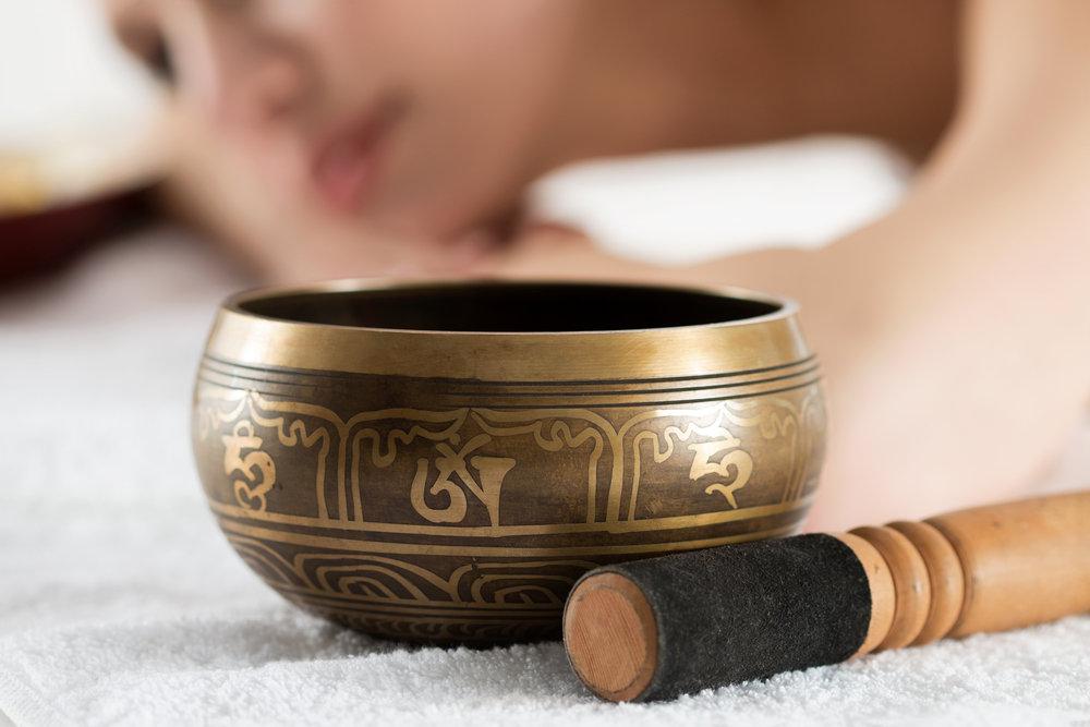 Sound Bath Therapy