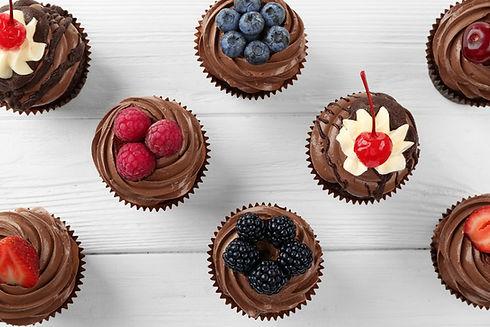 Social Media Cupcakes